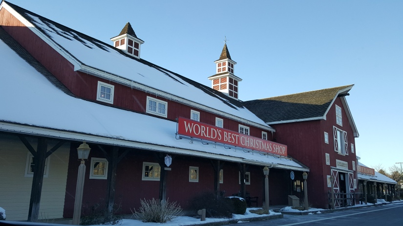 Yankee Candle® Village, South Deerfield, MA
