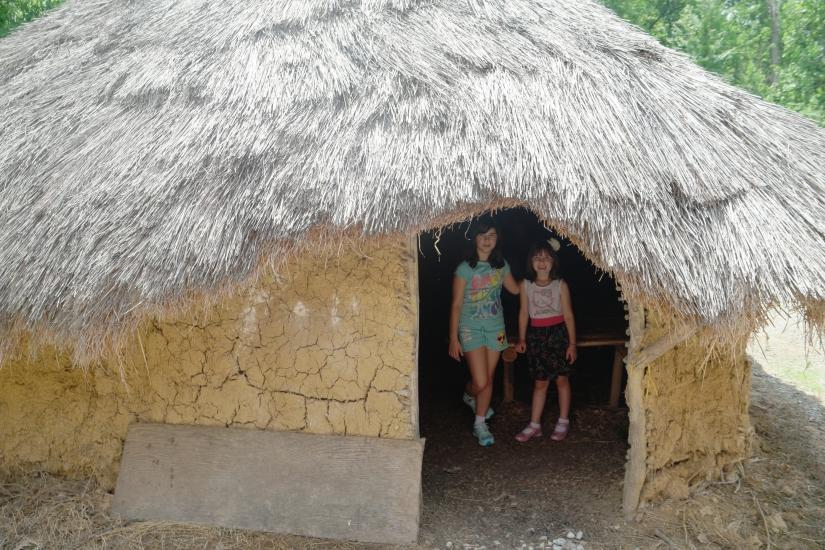 Fort Ancient, Oregonia,Ohio