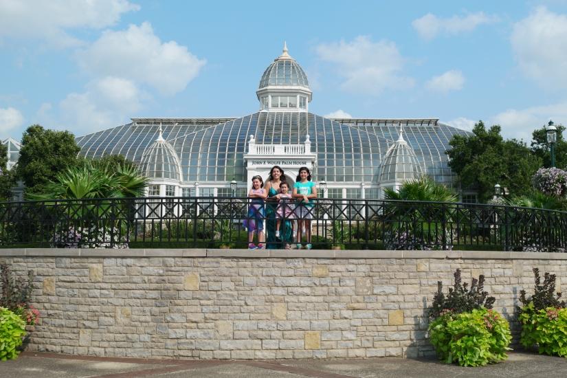 Franklin Park Conservatory and Botanical Gardens, Columbus,Ohio