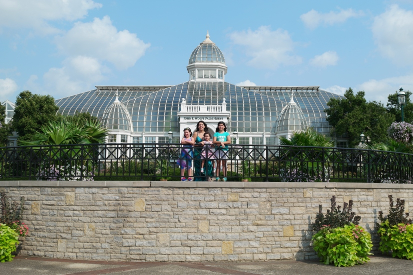Franklin Park Conservatory and Botanical Gardens, Columbus, Ohio